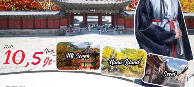 Wisata Halal Korea – Summer in Korea 2019