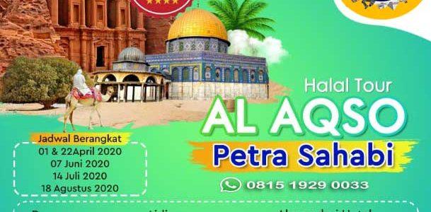 Halal Tour Al Aqso 2020