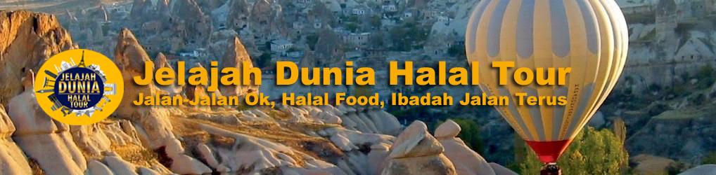 Jelajah Dunia Halal Tour