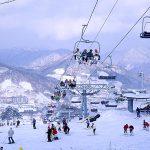 wisata korea winter