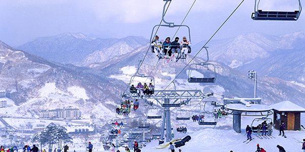 Indahnya Wisata Halal Ke Korea Disaat Musim Dingin