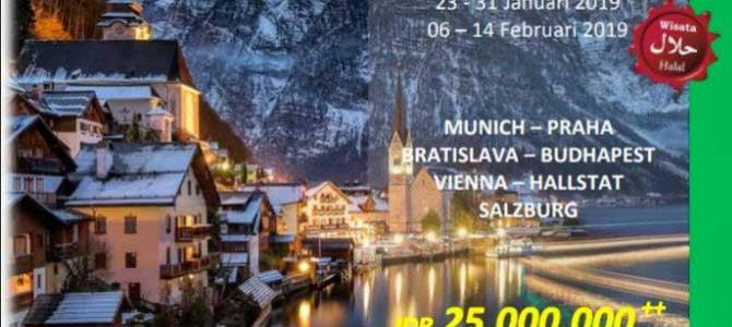 Wisata Halal Eropa Timur Yang Menakjubkan