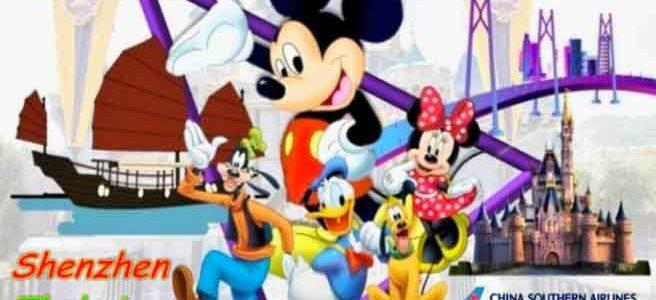 Wisata Halal Disneyland Hongkong Selama 5 Hari