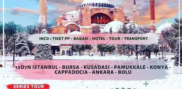 Wisata Halal Turki 2020